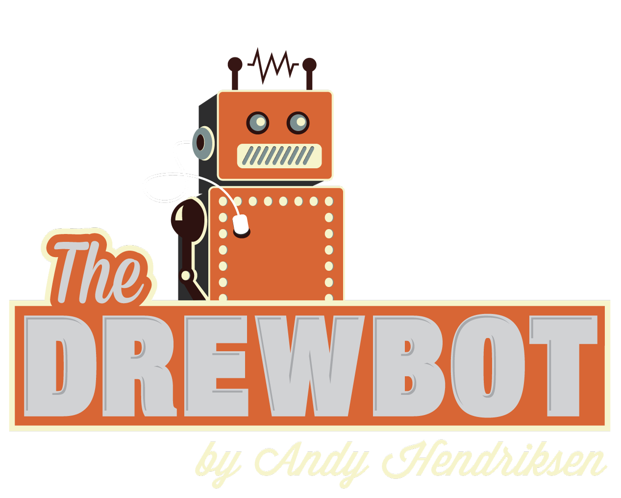 THE DREWBOT
