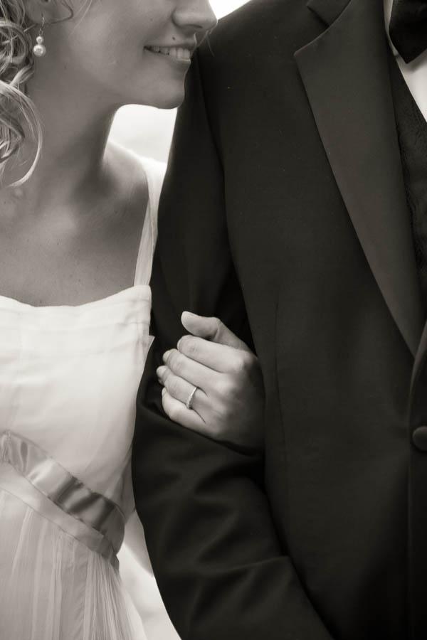 Vanessa & Scott - Ring Shot