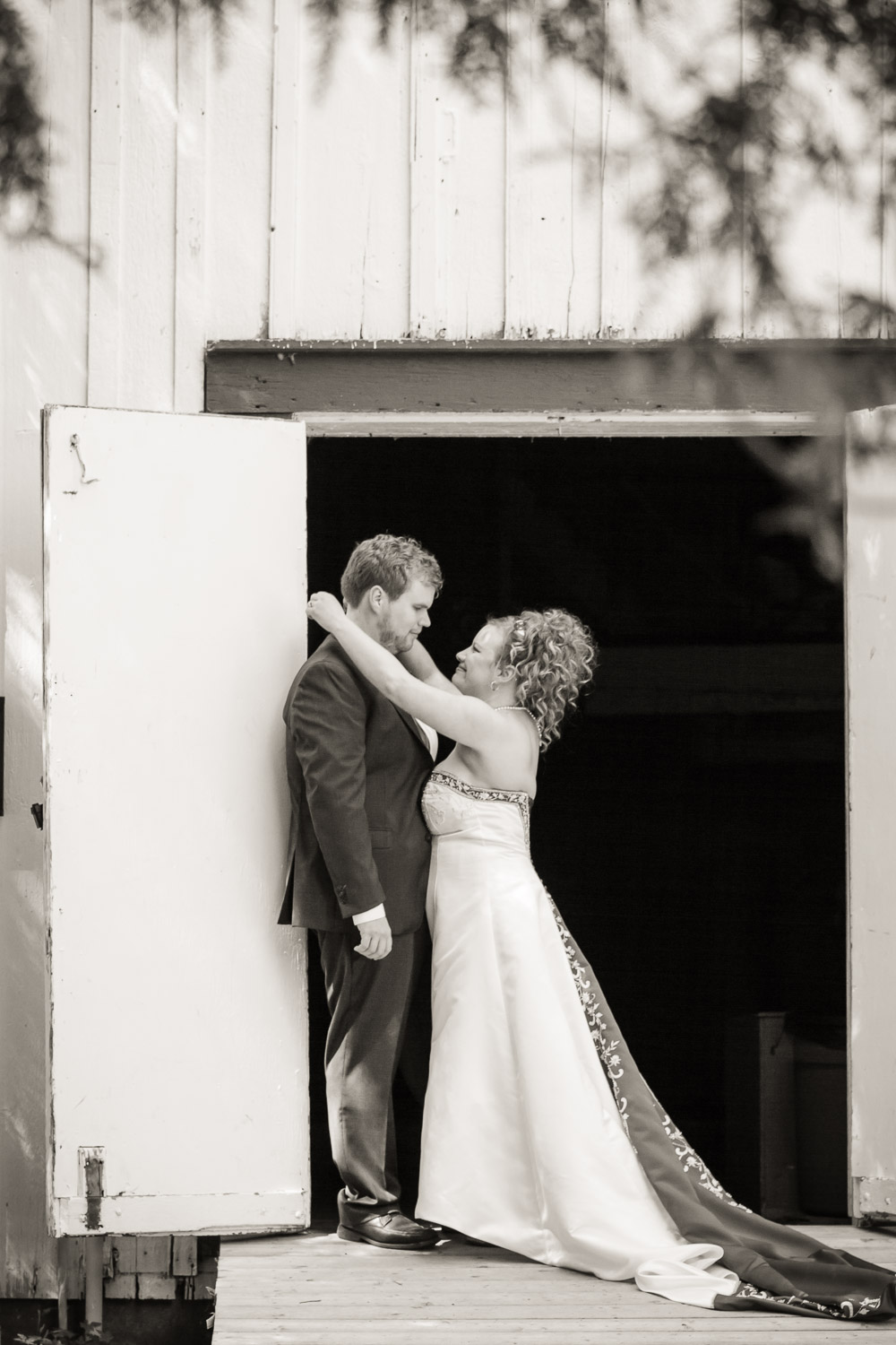 Kincardine wedding photographer - Camp Kintail