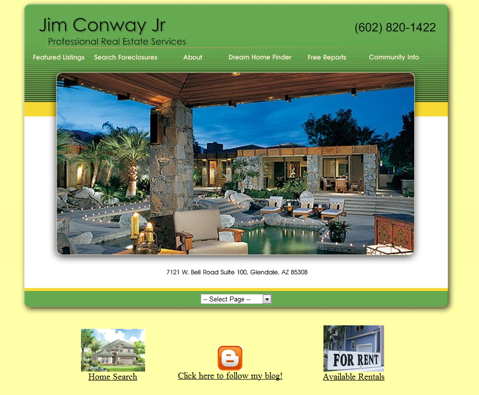 Jim Conway Jr. Professional Real Estate Services