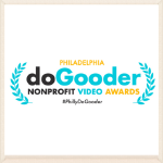 """12+ Selected as Philly DoGooder Finalist"" February 2013"