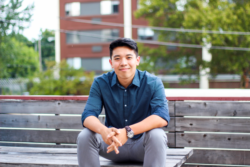FRANK WANG  |  PENN TREATY SCHOOL University of Pennsylvania BS Biology  |  MS Biotechnology