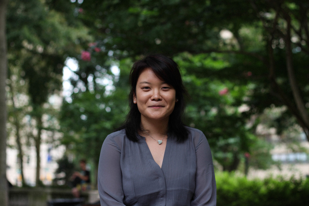 ESTER PARK   |  KHSA  Bryn Mawr College  |  City University of New York BA Anthropology