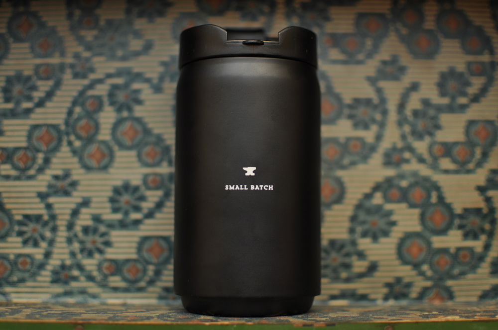 Our New Travel Mugs Are Stainless Steel With A Matte Black Exterior It Has Double Walled Insulation Which Means Your Coffee Is Going To Stay Hot Long