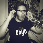 5by5 Host Myke Hurley