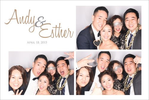 Andy + Esther Wedding   April 18, 2015   Malibu, CA