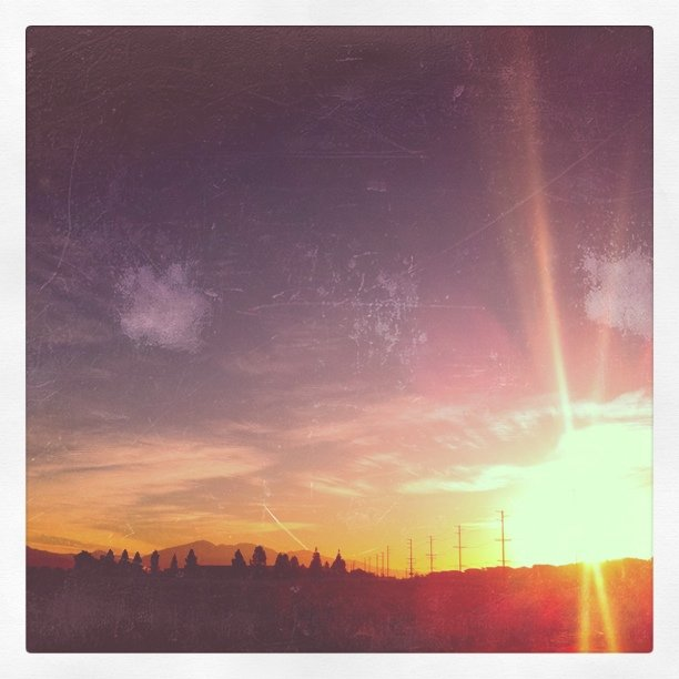Sunrise (Taken with  instagram  at HMC Architects)