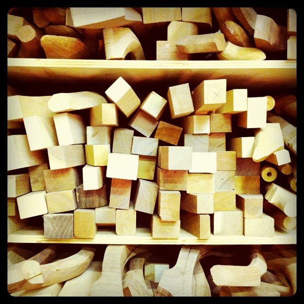 Raw materials (Taken with instagram)