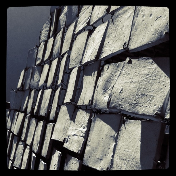 Ceramic tiles (Taken with instagram)