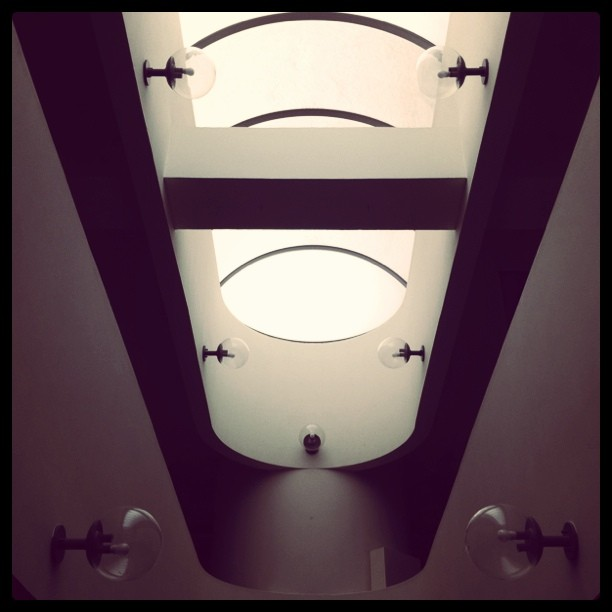 Ceiling (Taken with Instagram at West Covina City Hall)