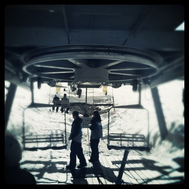 Lift wheel (Taken with  instagram )