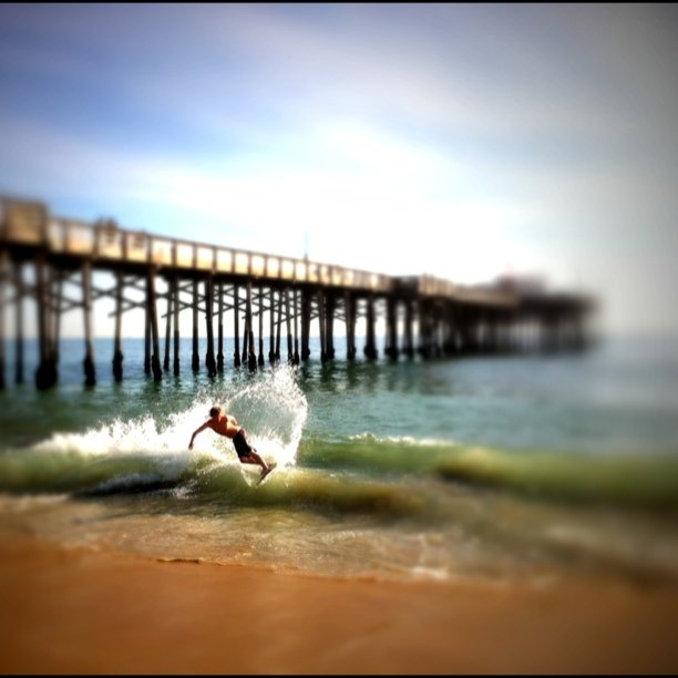 Newport Beach (Taken with  instagram )