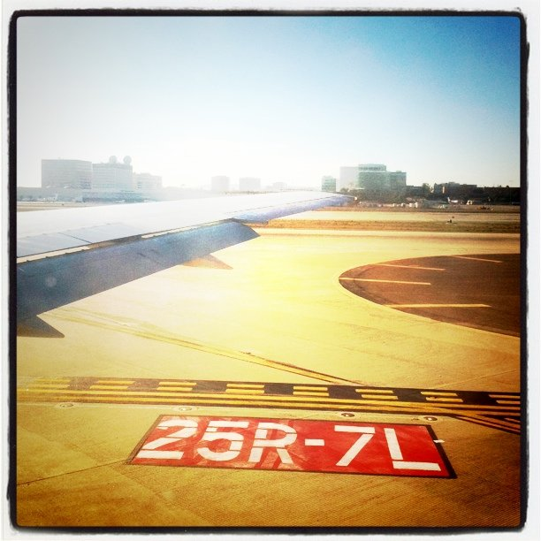 Runway (Taken with  instagram )