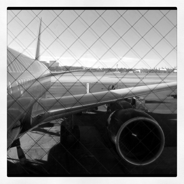 Oceanic flight 815 nonstop (hopefully) (Taken with instagram)