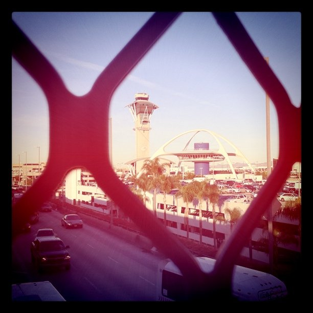 Going going gone! (Taken with  instagram  at LAX Terminal 7)