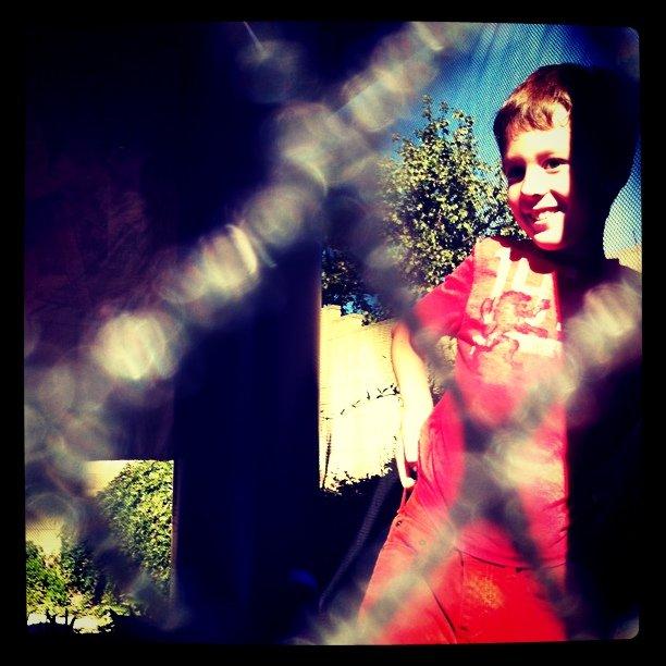 Leighton (Taken with  instagram )