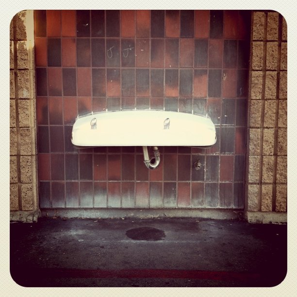 Fountain (Taken with instagram)
