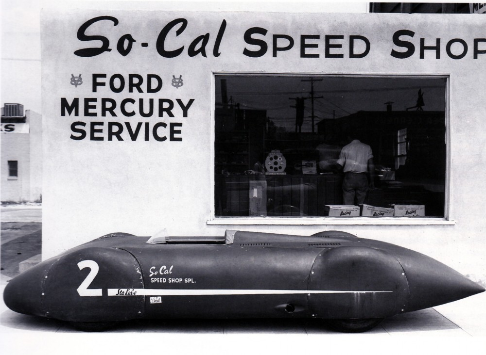 hellformotors: So Cal Streamliner