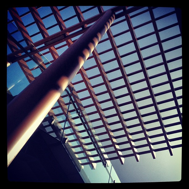 Trellis by Viñoli (Taken with  Instagram  at Kravis Center)