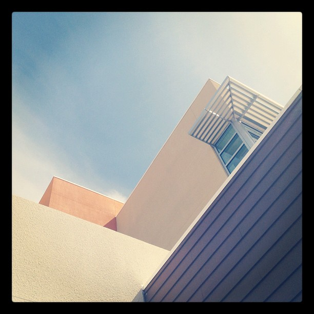 ES9 corners (Taken with  Instagram  at Elementary School #9)