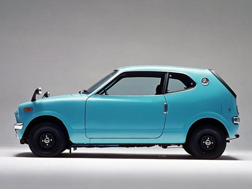 hotvvheels :      Honda Z