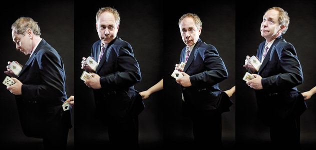 laughingsquid :      Teller Reveals His Secrets