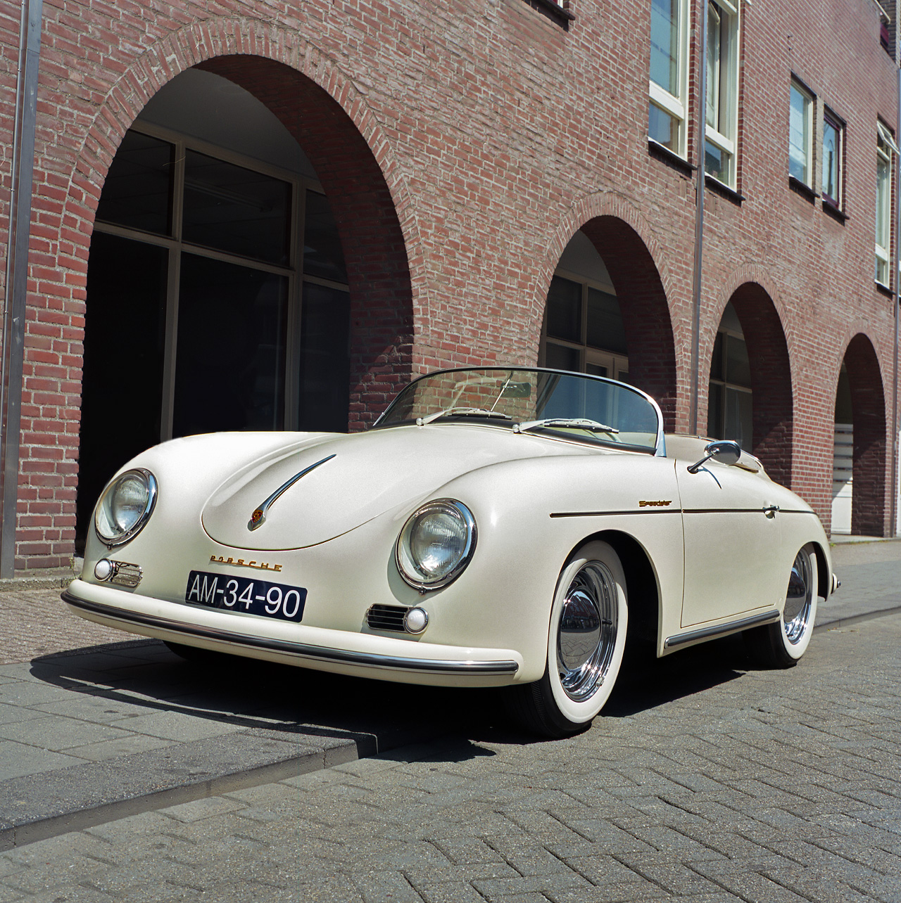 coolerthanbefore: Porsche 356 Speedster