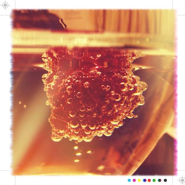 Raspberry  (Taken with  instagram )