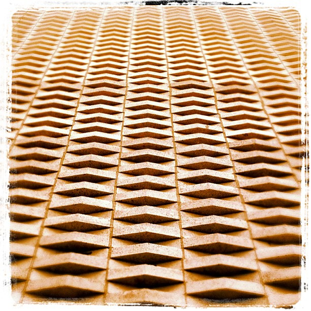 Texture (Taken with  Instagram  at Starbucks Coffee @ Barnes and Noble)