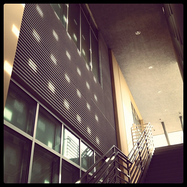 Light boxes (Taken with  Instagram  at HMC Architects)