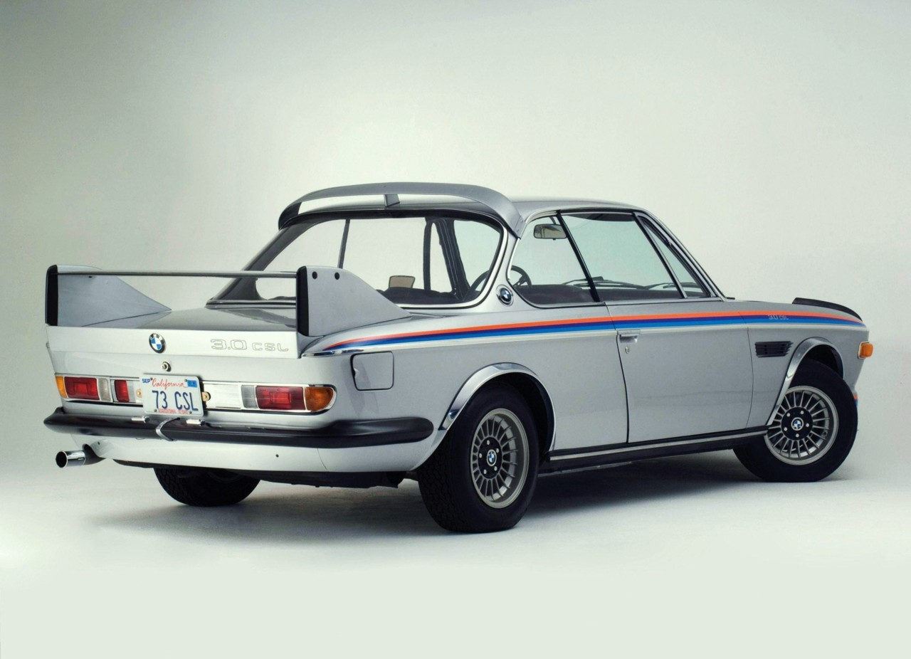 coolerthanbefore :     BMW 3.0 CSL (E9)