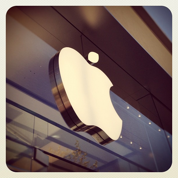  (Taken with Instagram at Apple Store)