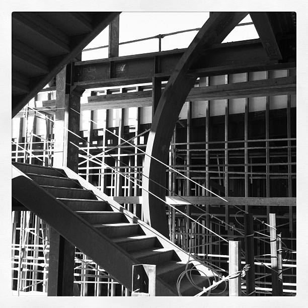 Construction update for Elementary School 9 in South Gate (Taken with instagram)