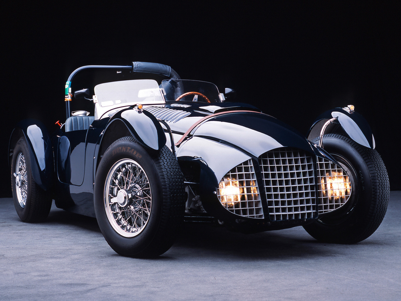 coolerthanbefore :     1951 Fitch-Whitmore Le Mans Special