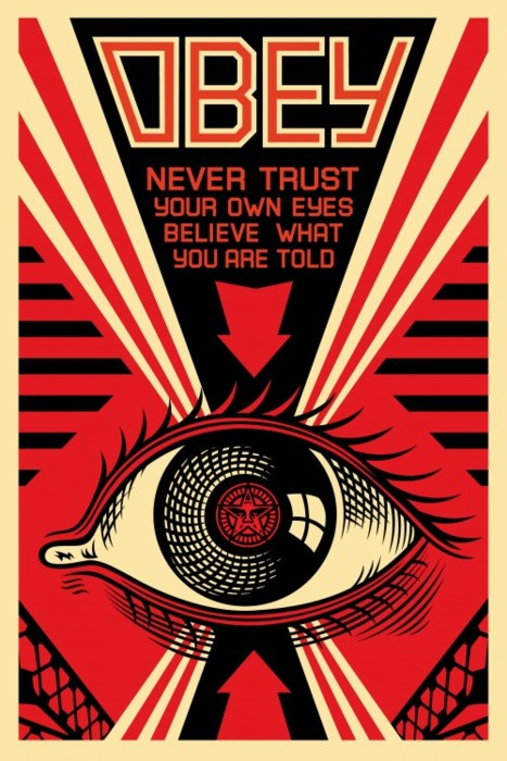 laughingsquid :      Obey