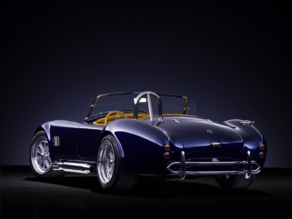 coolerthanbefore :     AC Cobra MK VI