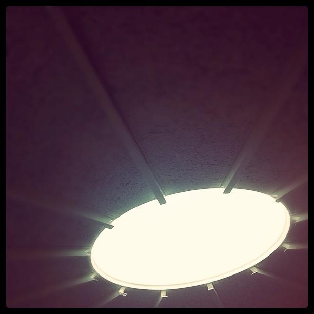 UFO (Taken with  instagram )