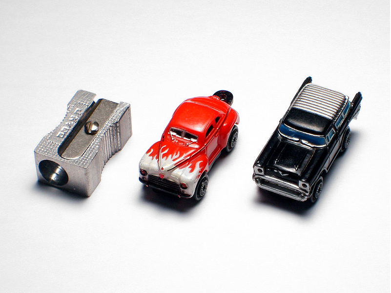 Remember Micro Machines?