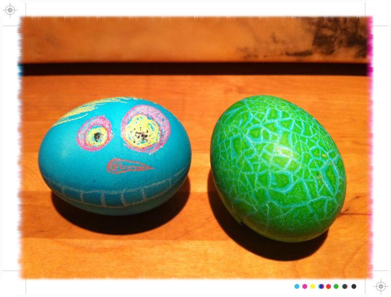 Egg designs