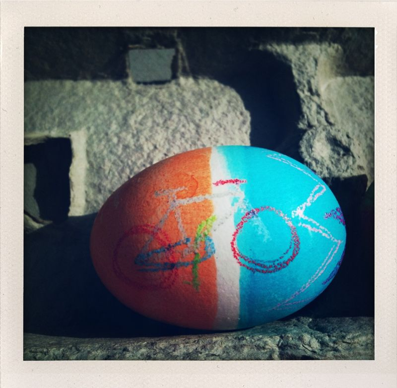 One of my Easter egg designs
