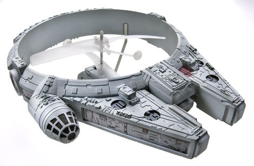 drintelmann: A Millennium Falcon that Actually Flies - RC Millennium Falcon - Gizmodo