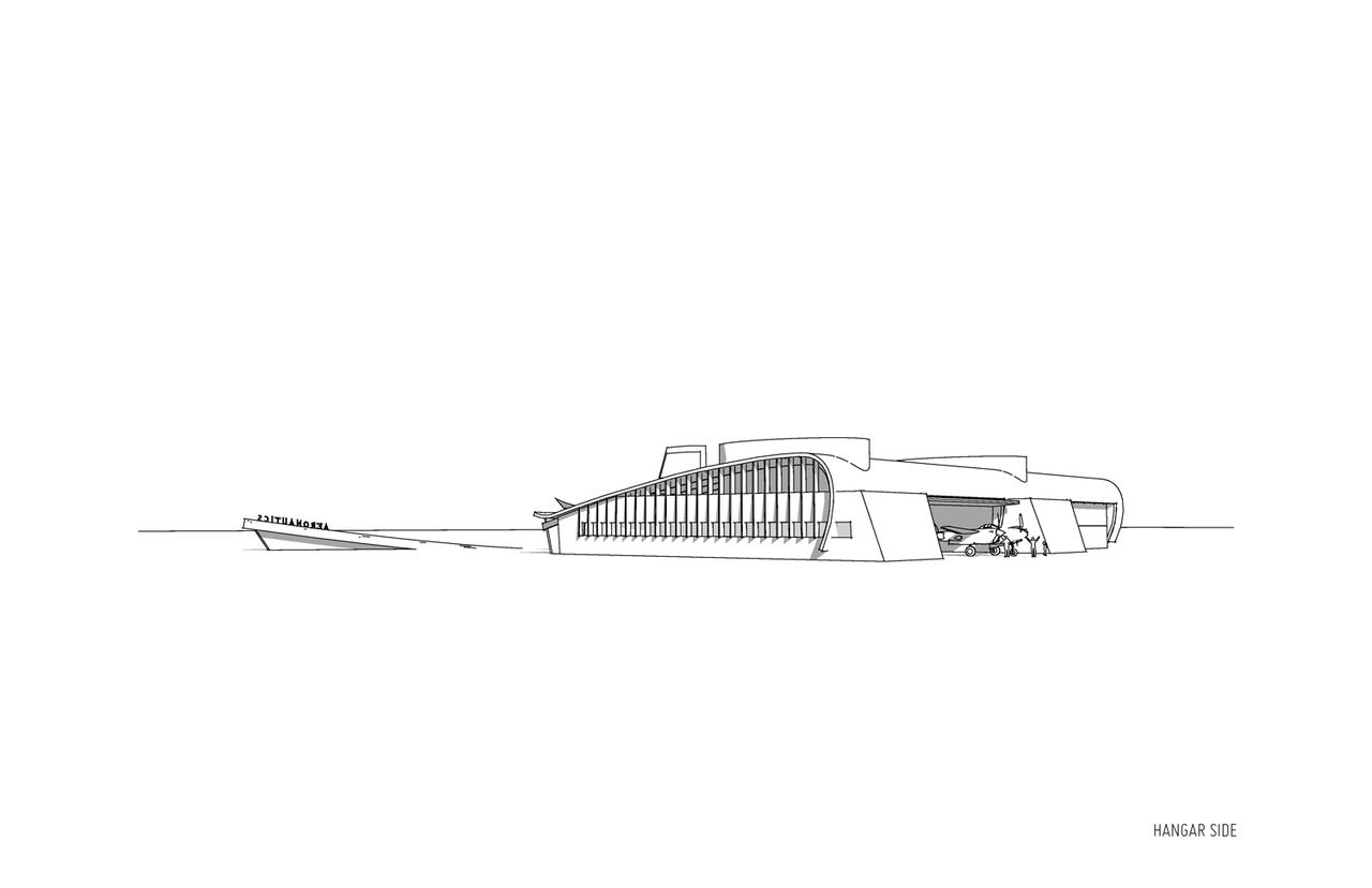 Hangar Side