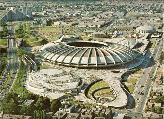 Moscow - Luzhniki Stadium, 1980