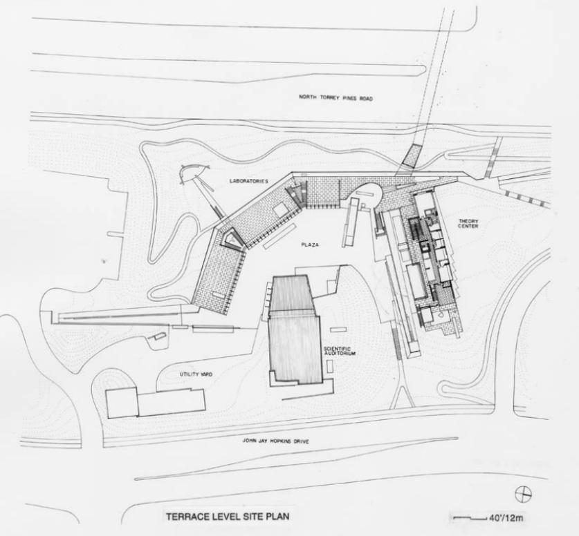 NSI site plan
