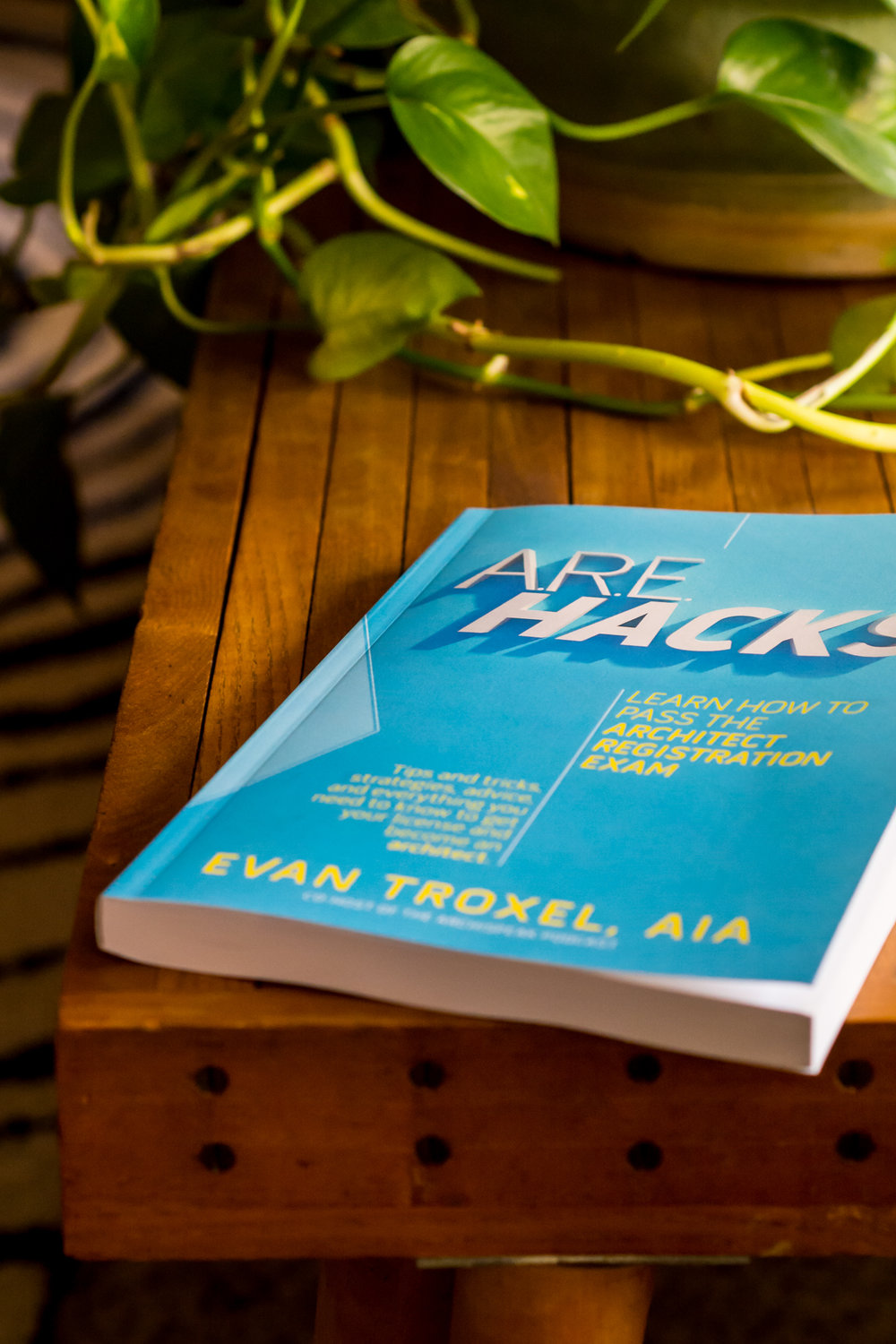ARE Hacks  by Evan Troxel