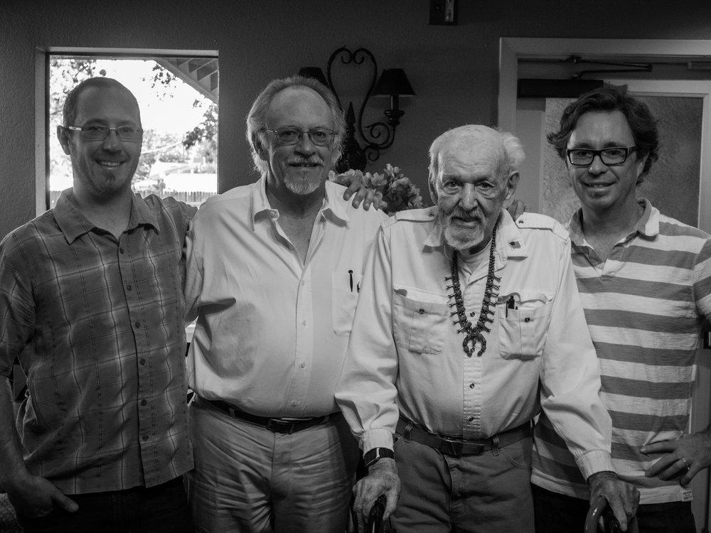 Three generations of Troxel's