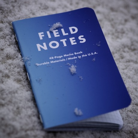 Field Notes Brand Notebooks