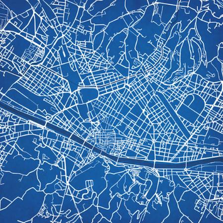 City Prints Map Art | Price Varies
