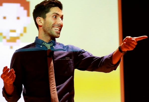 Nev could be speaking at YOUR school next!