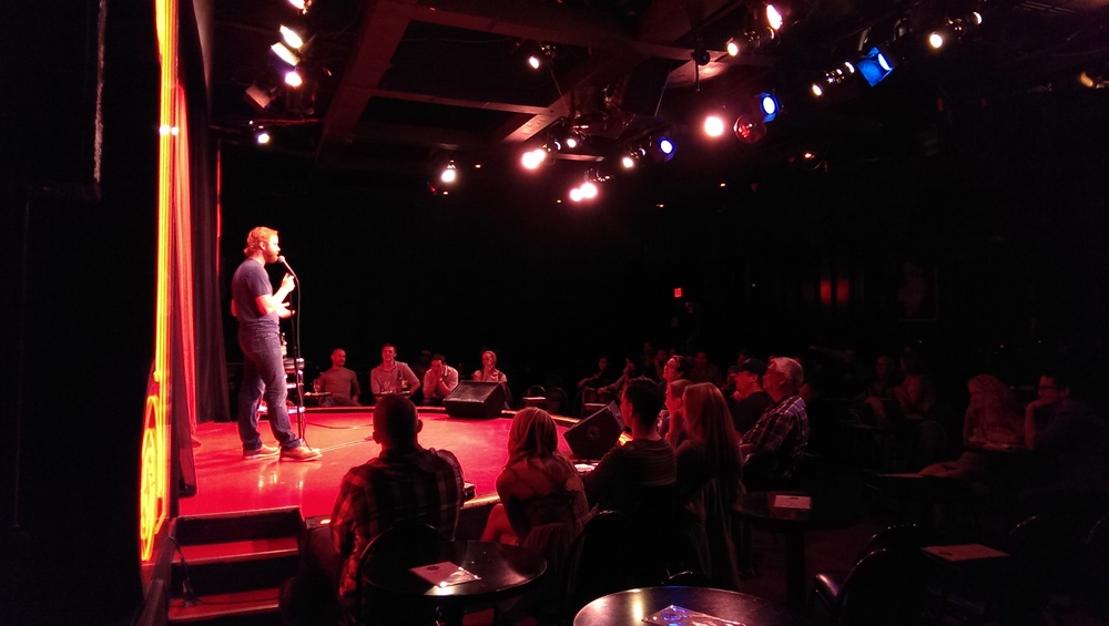 Andrew Santino in The Main Room Friday